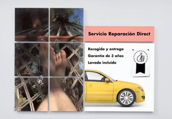 Servicio de reparación Direct