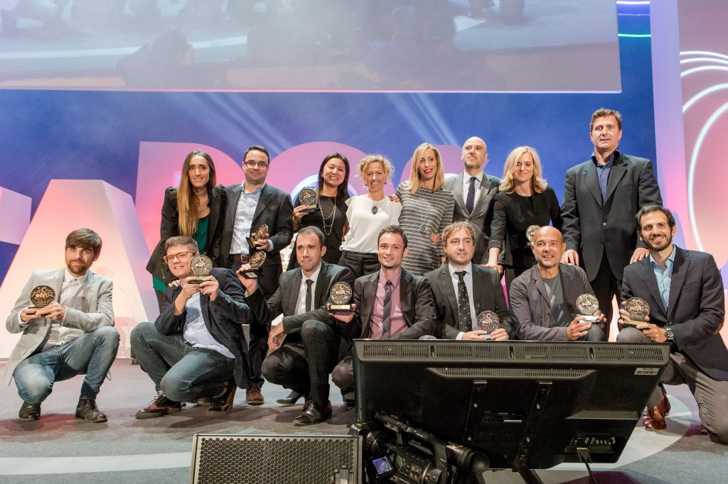 Direct entre ganadores premios eficacia 2014