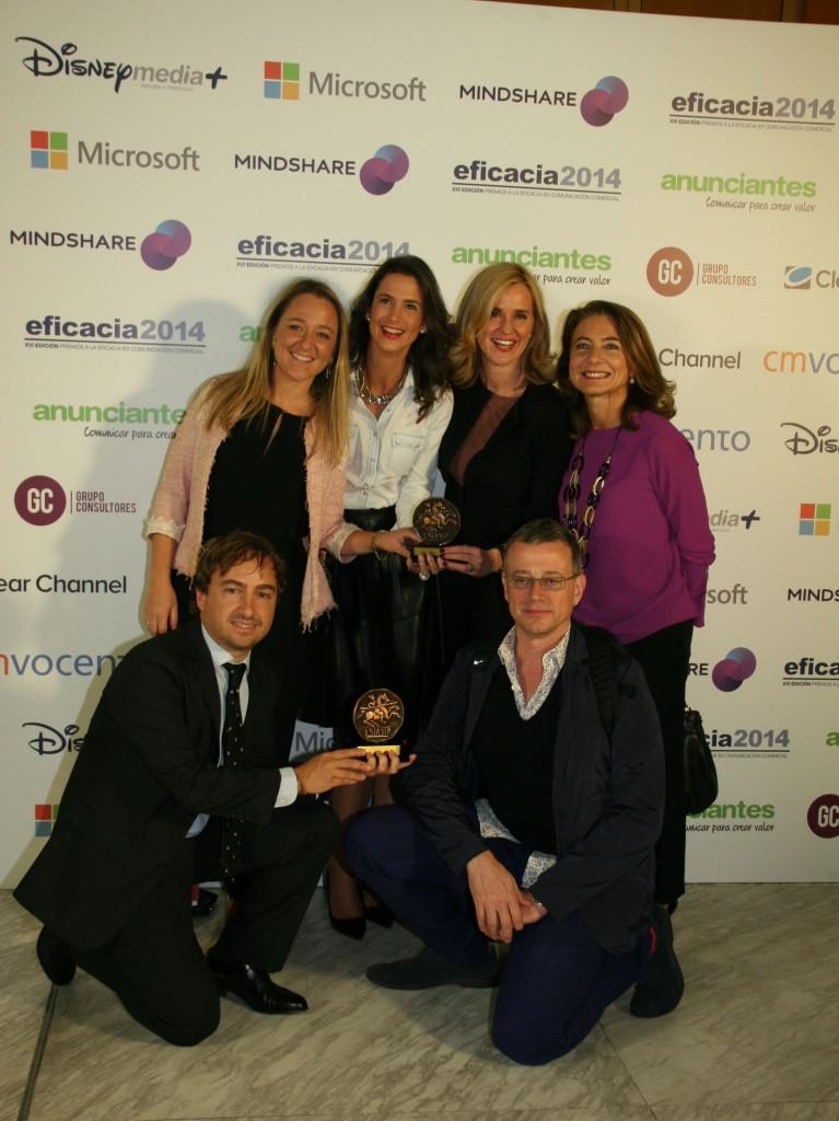 DIRECT consigue un Bronce en los Premios Eficacia