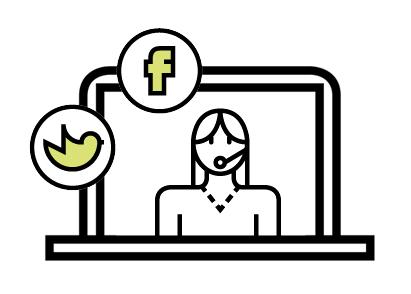Direct Seguros atención cliente redes sociales