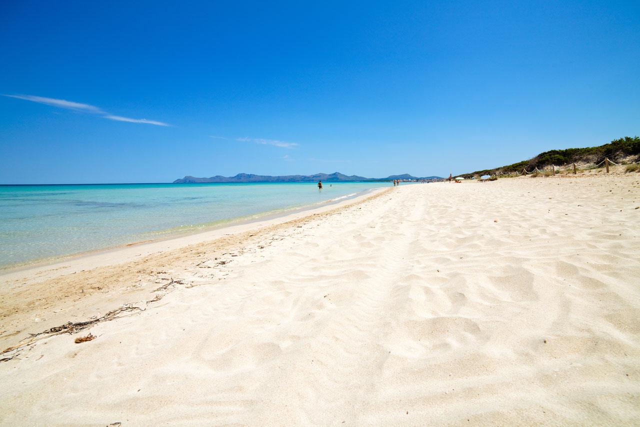 Playa_Muro_Mallorca