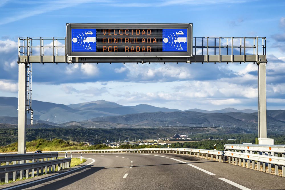 Direct Seguros: radares carretera