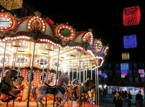 Direct Seguros - Mercado de Navidad de Madrid