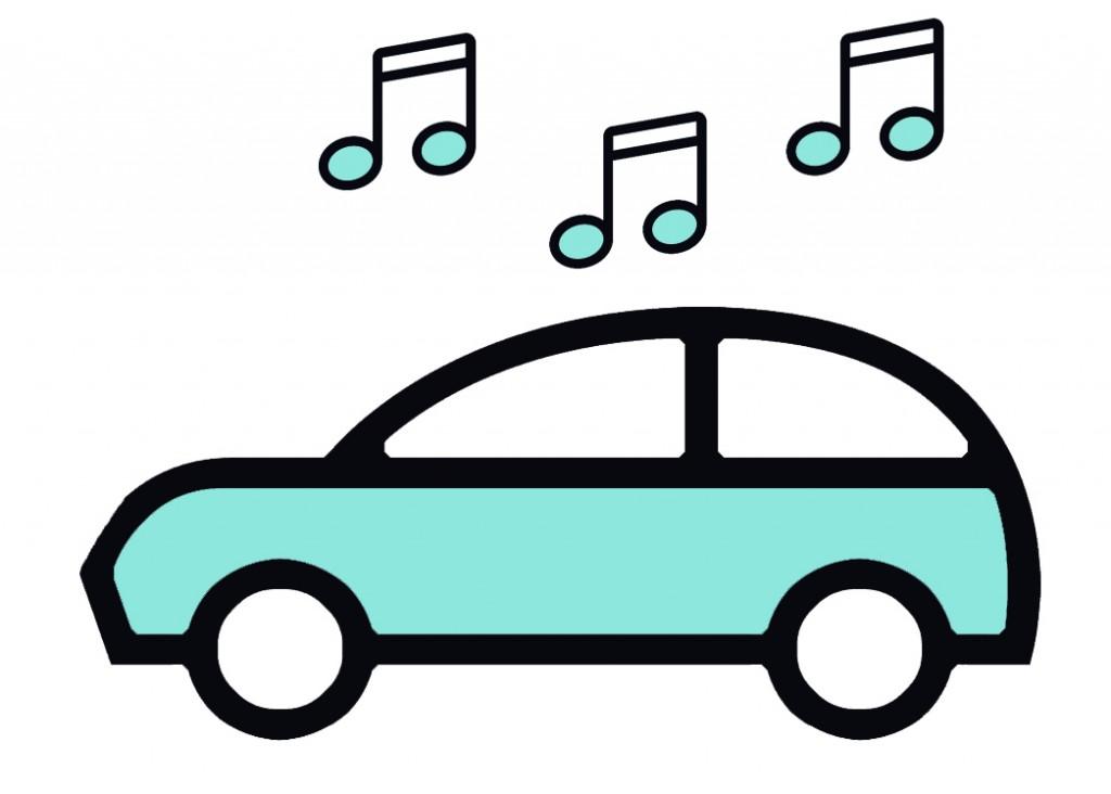 Música para viajar con niños