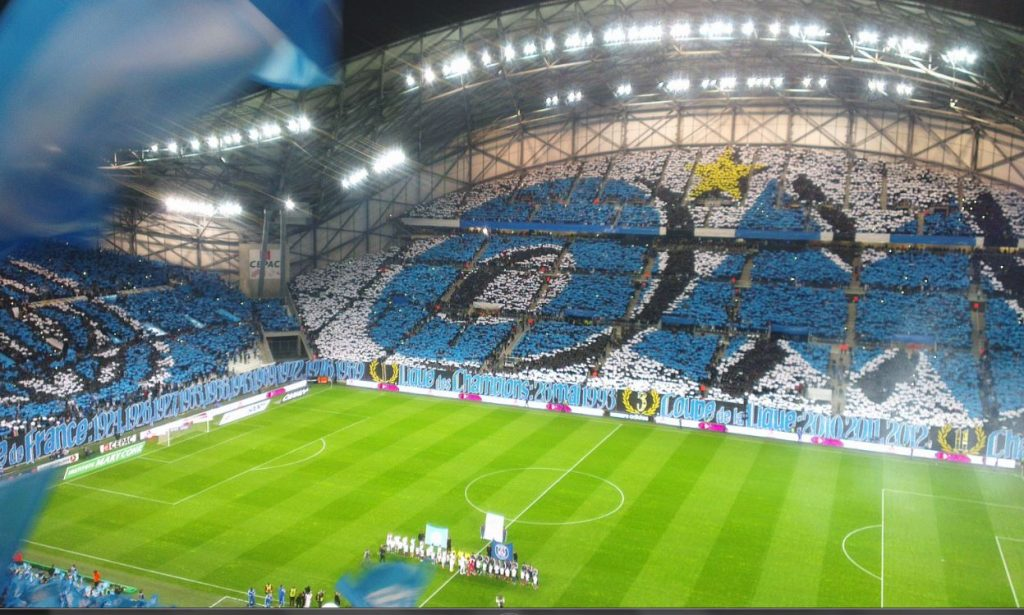 Estadios de fútbol Eurocopa 2016 - Direct Seguros