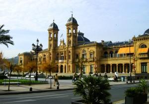 Ruta en coche a la Eurocopa 2016 San Sebastián