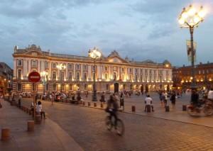 Ruta en coche a la Eurocopa 2016 Toulouse