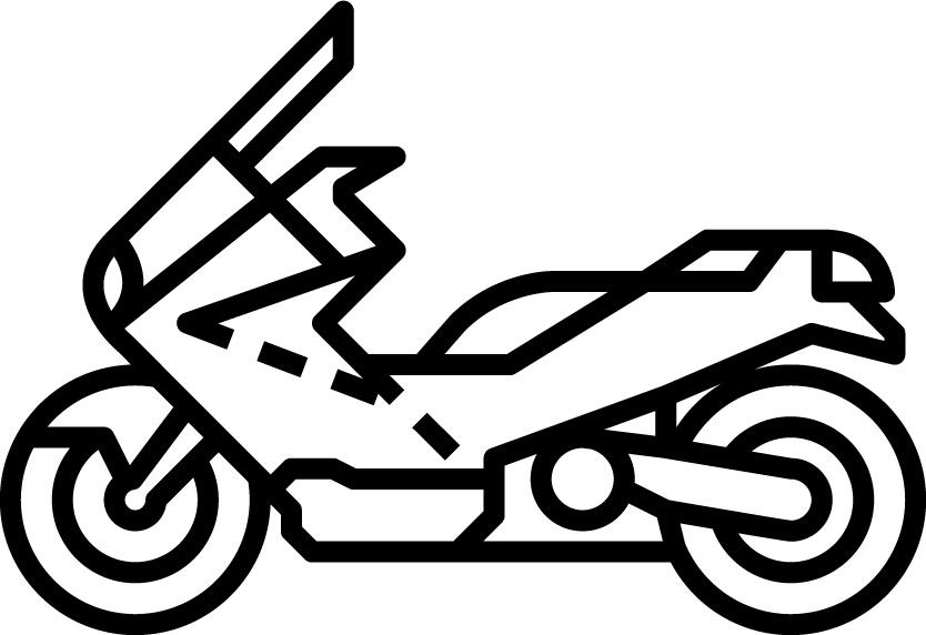 Rutas en moto por Madrid y la sierra - Direct Seguros