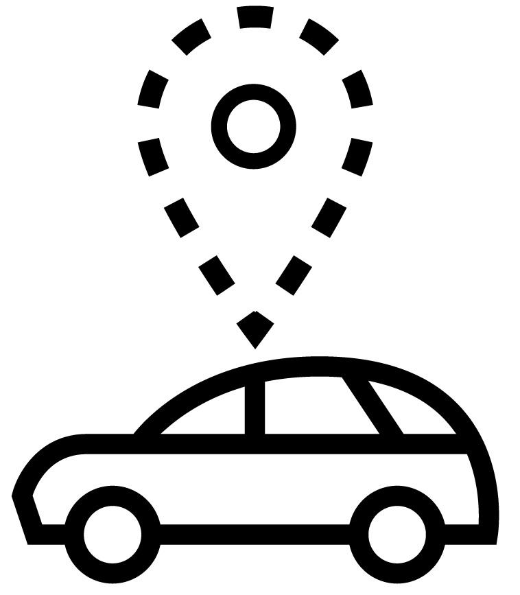 coche autónomo sin conductor