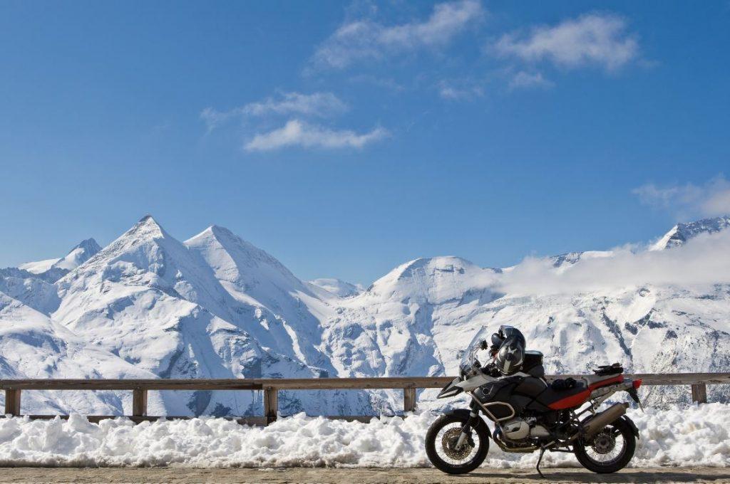 Cómo conducir motos en invierno