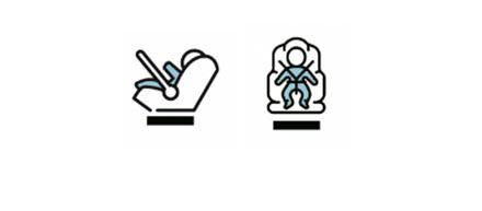 sillas de coche para niños y bebés 2017