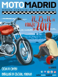 concentraciones moteras moto madrid