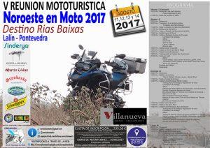 concentraciones moteras noroeste en moto