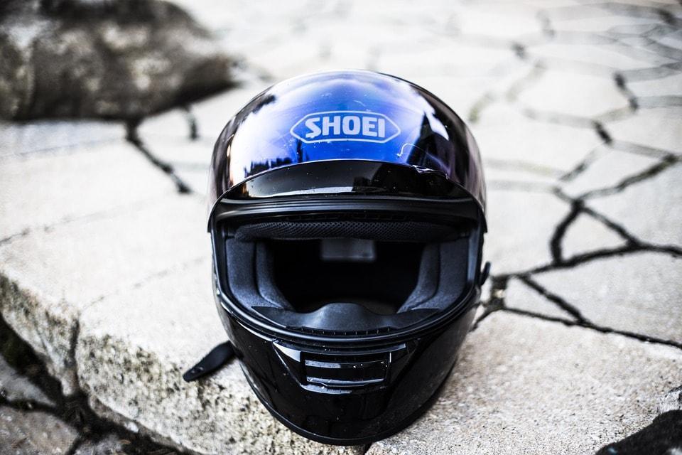 cacos de moto seguridad