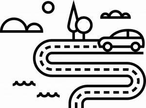 infografía contaminación restricciones de tráfico