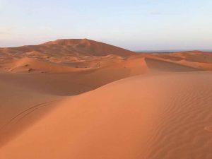 Marruecos en moto - Marrakech