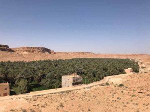 Marruecos en moto - Valle del dades