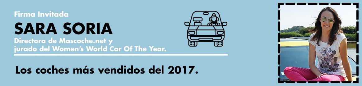 Cuáles son los modelos de coche más vendidos en España en 2017