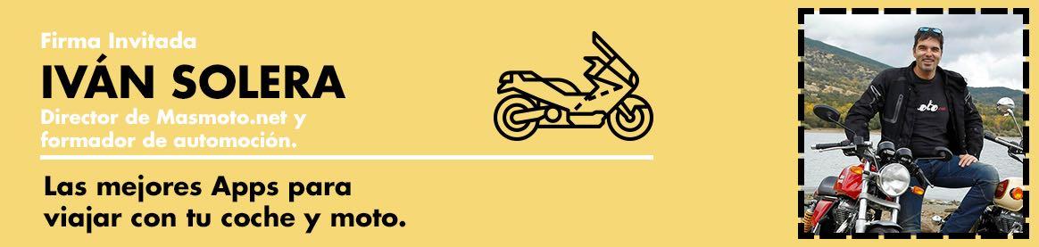 Mejores App de Viajes en coche o moto