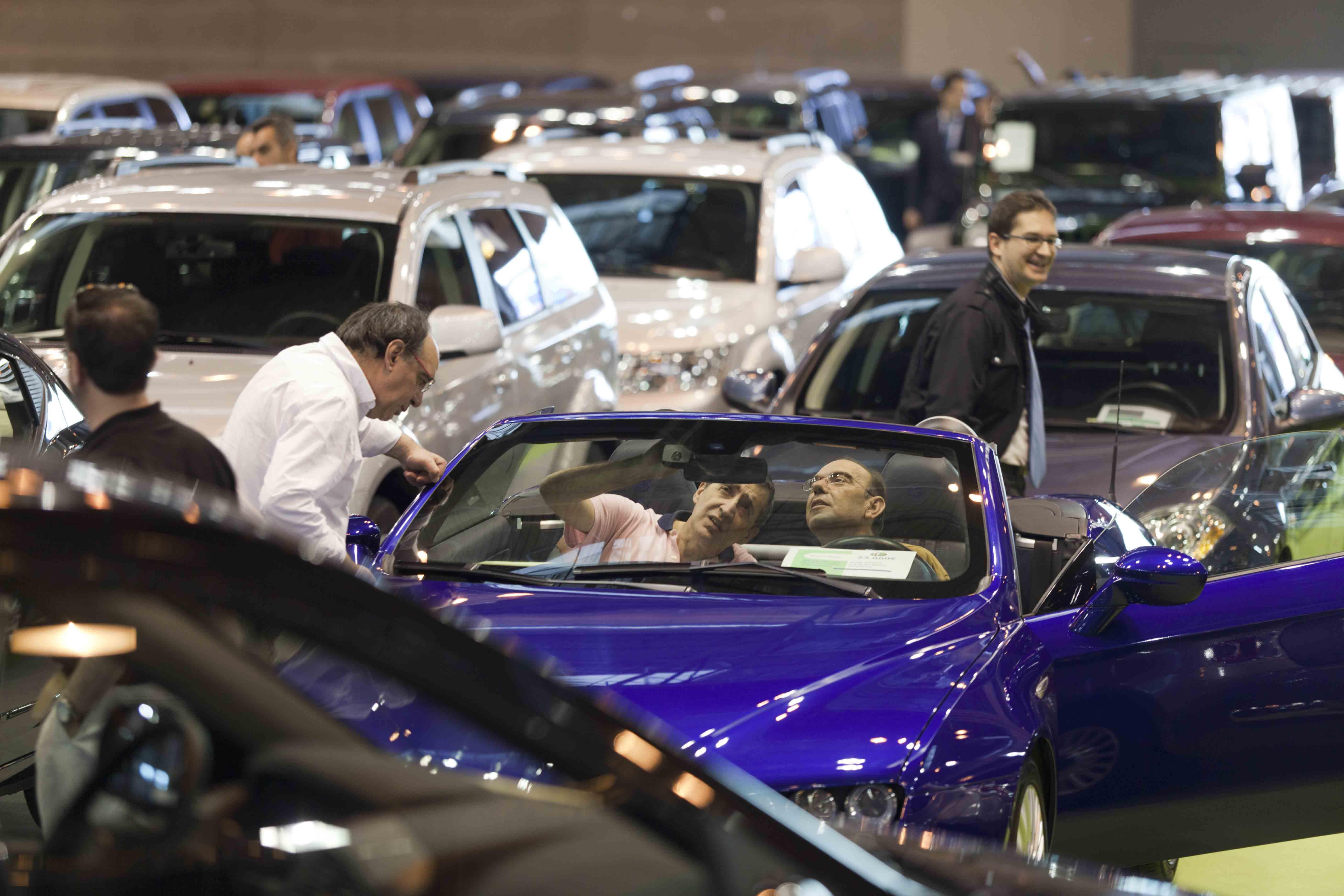 comprar un coche de segunda mano o vehículo de ocasión