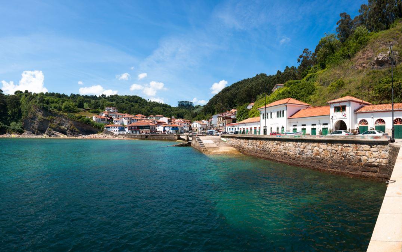 Viaje romántico por Asturias: Tazones