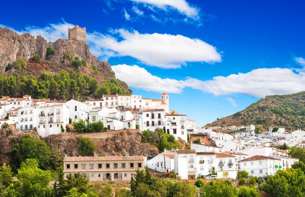 Escapada romántica: Ruta por los pueblos blancos de Cádiz