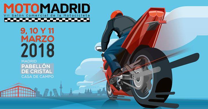 Feria Motos Madrid: novedades motos 2018 y concentraciones moteras