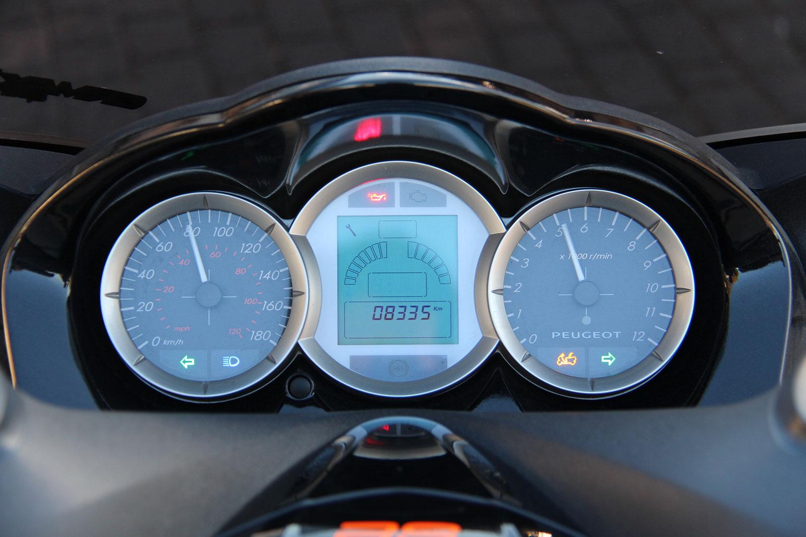 historial de la moto de segunda mano