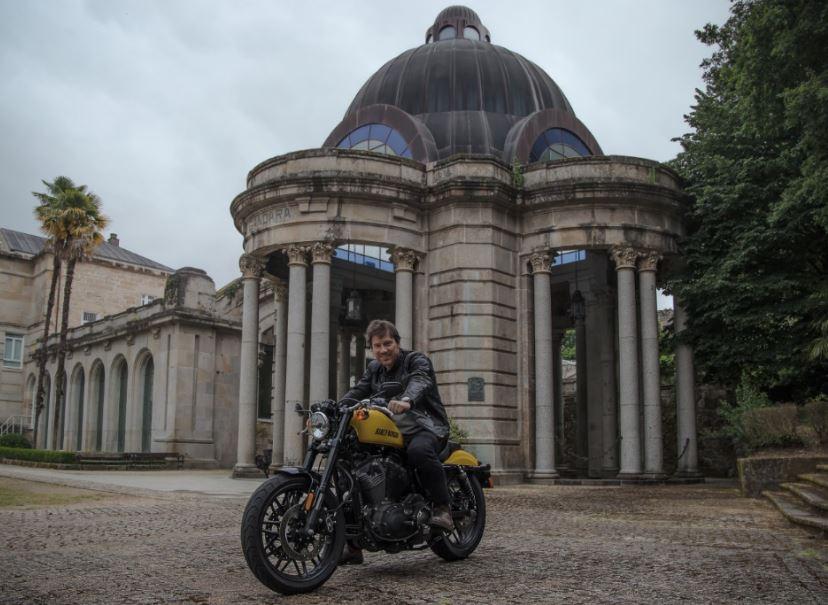 Ruta por las Rías Baixas en moto