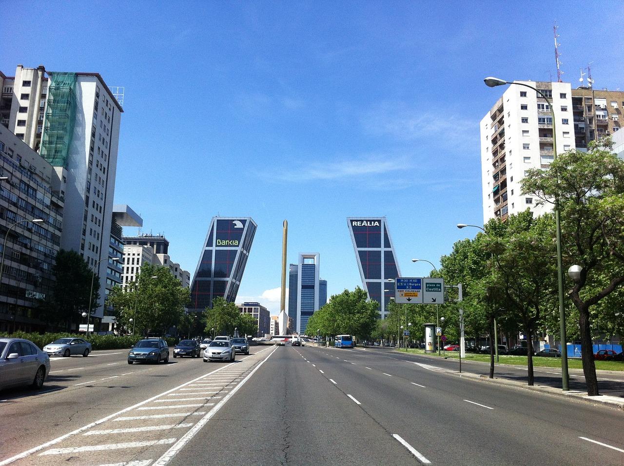Plan de Movilidad Madrid Central