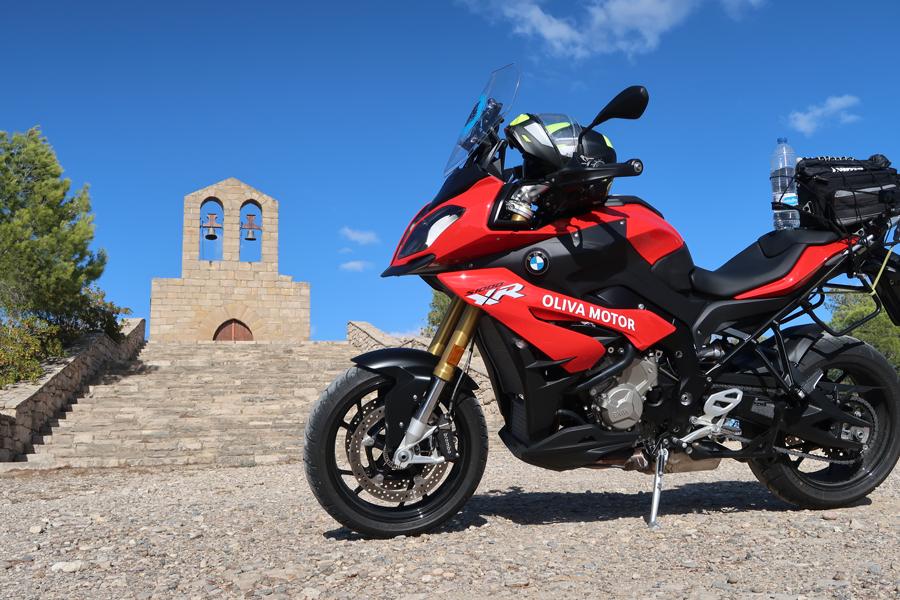 Salidas en moto Tarragona, rutas moteras