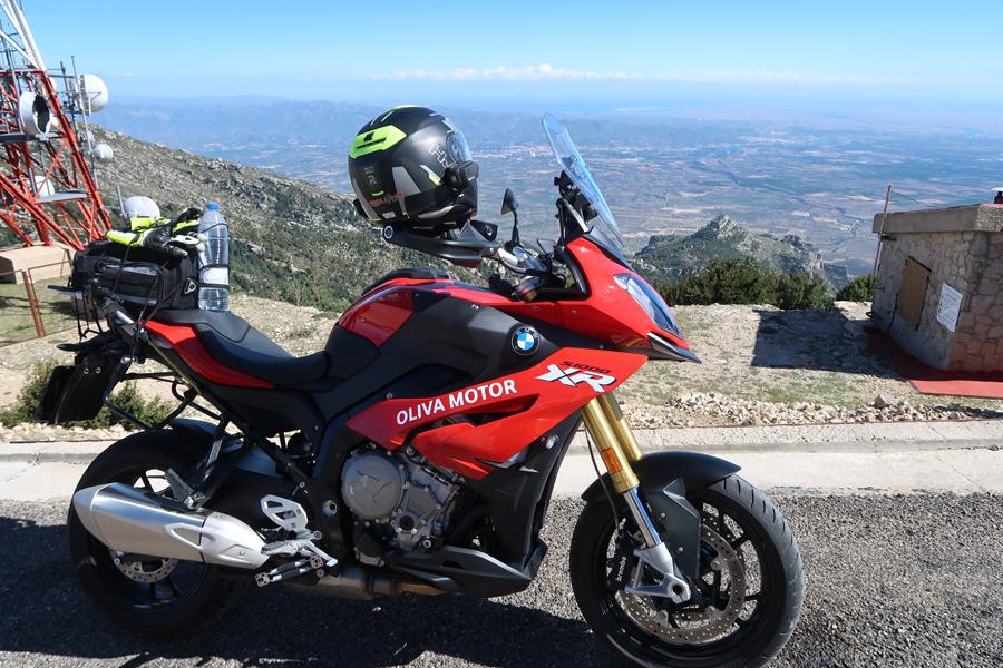 Tarragona rutas moto Cataluya