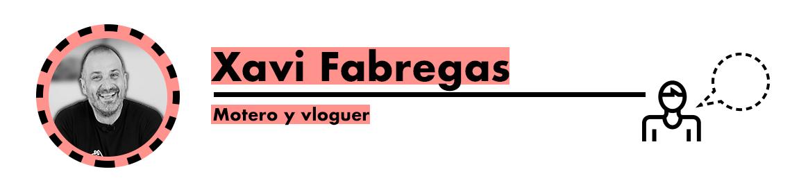 Xavi Fábregas: noticias moteras y viajes en moto