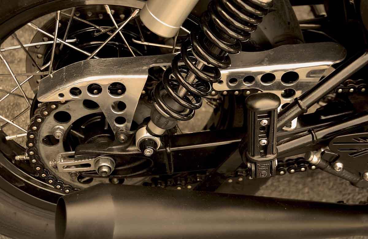 Productos de limpieza para motos
