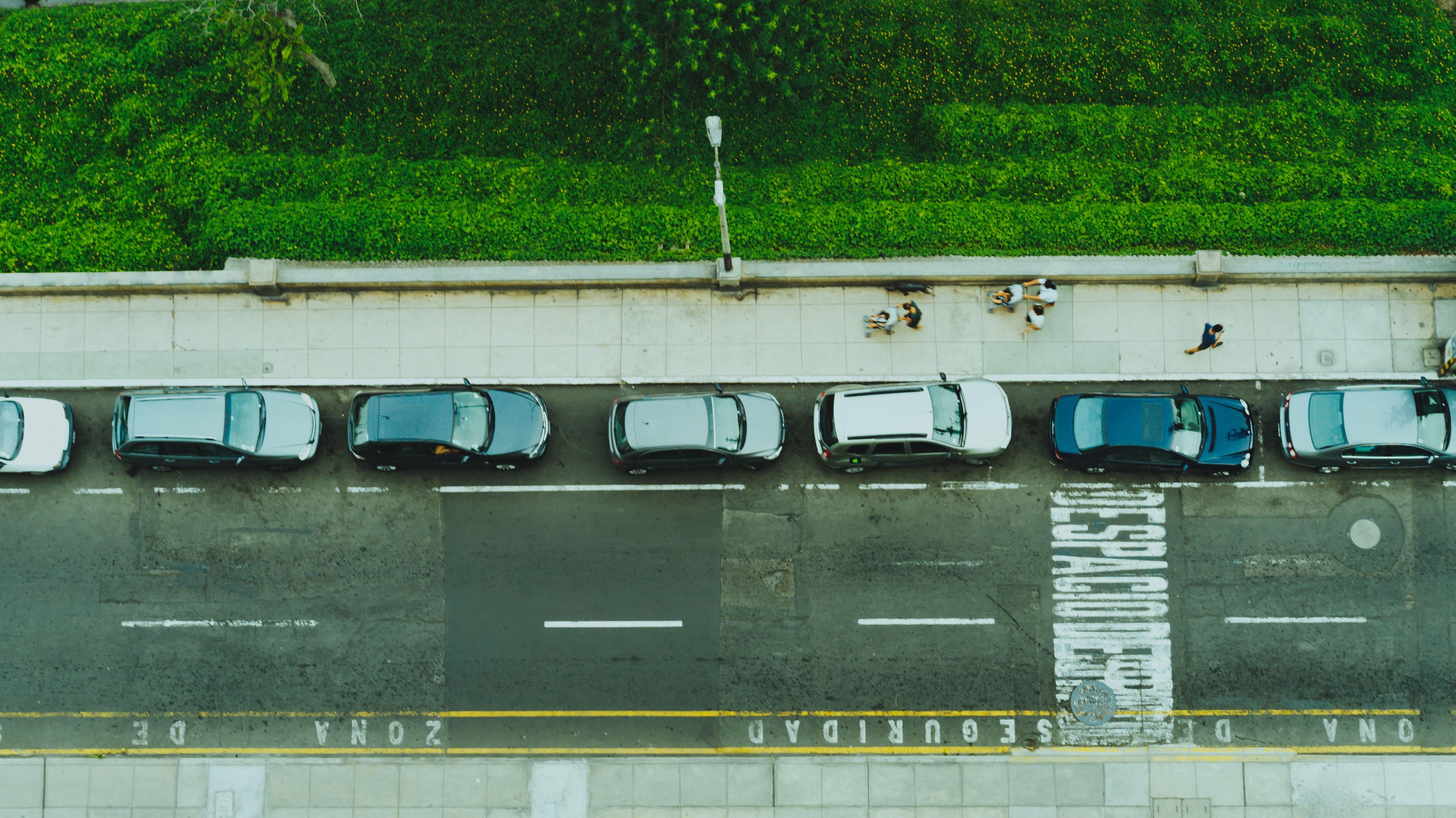mantenimiento de coches parados