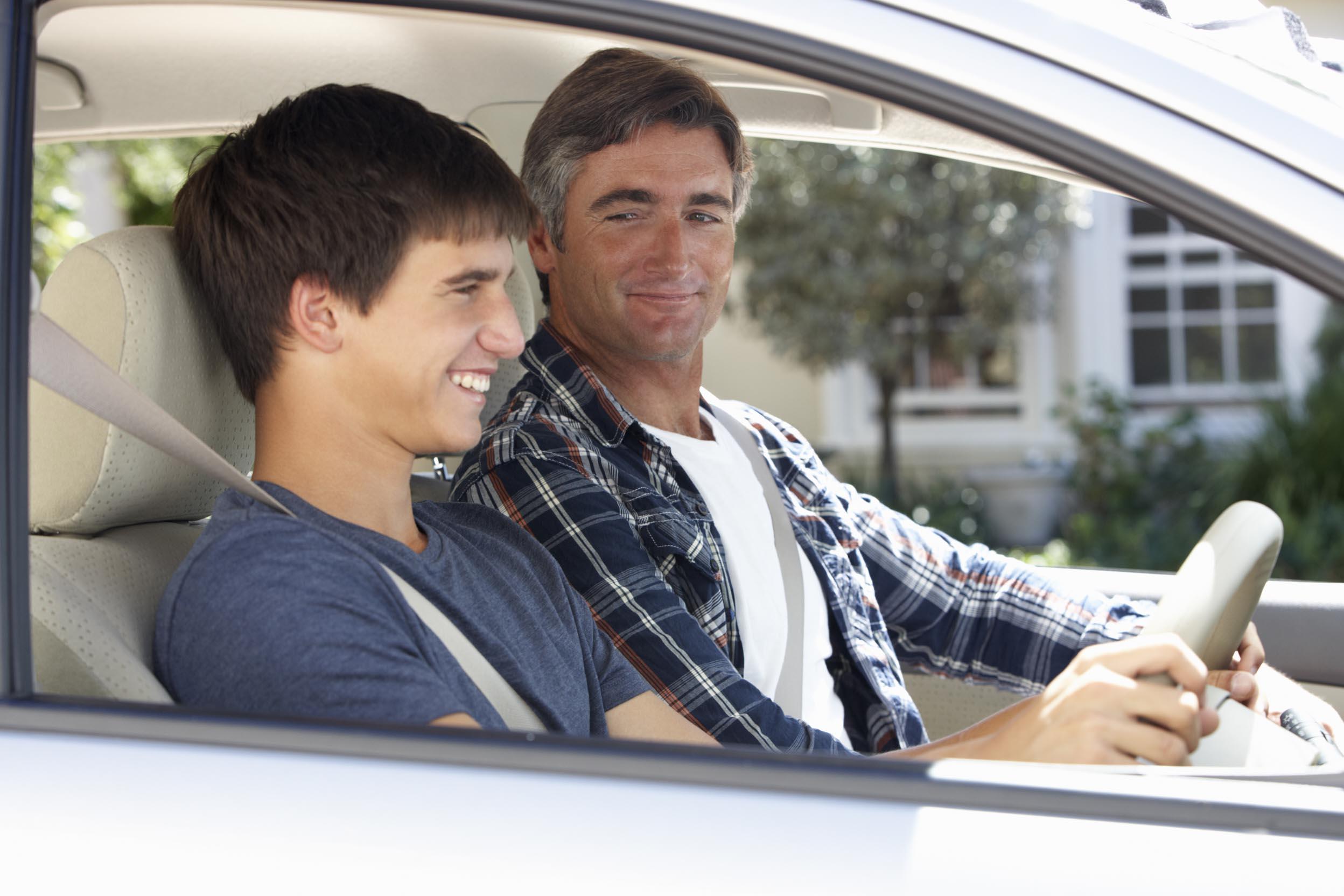 Incluir Hijo seguro coche